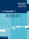 The Sounds of Korean (eBook)