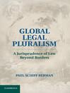 Global Legal Pluralism (eBook)