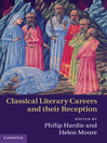 Classical Literary Careers and their Reception (eBook)