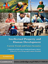 Intellectual Property and Human Development (eBook)