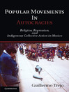 Popular Movements in Autocracies (eBook)