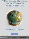A Practical Guide to International Philanthropy (eBook)