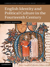 English Identity and Political Culture in the Fourteenth Century (eBook)