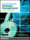 Theory of the Firm for Strategic Management (eBook)