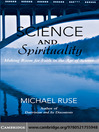 Science and Spirituality (eBook): Making Room for Faith in the Age of Science