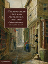 Metropolitan Art and Literature, 1810-1840 (eBook)