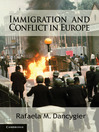 Immigration and Conflict in Europe (eBook)
