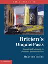 Britten's Unquiet Pasts (eBook)