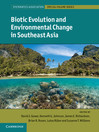 Biotic Evolution and Environmental Change in Southeast Asia (eBook)