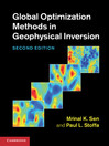 Global Optimization Methods in Geophysical Inversion (eBook)