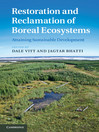 Restoration and Reclamation of Boreal Ecosystems (eBook)