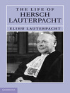 The Life of Hersch Lauterpacht (eBook)
