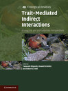 Trait-Mediated Indirect Interactions (eBook)