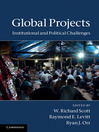 Global Projects (eBook): Institutional and Political Challenges