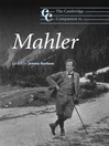 The Cambridge Companion to Mahler (eBook)