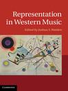 Representation in Western Music (eBook)
