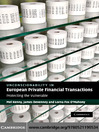 Unconscionability in European Private Financial Transactions (eBook): Protecting the Vulnerable