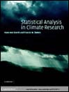 Statistical Analysis in Climate Research (eBook)