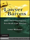 Lawyer Barons (eBook)