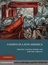 Courts in Latin America (eBook)