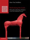 Rethinking the Gods (eBook): Philosophical Readings of Religion in the Post-Hellenistic Period