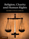 Religion, Charity and Human Rights (eBook)