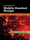 Essentials of Mobile Handset Design (eBook)