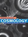 Cosmology (eBook)