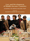 Law and Development of Middle-Income Countries (eBook): Avoiding the Middle-Income Trap