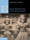Syrian Identity in the Greco-Roman World (eBook)