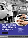 The Evolution of the Modern Workplace (eBook)