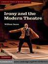 Irony and the Modern Theatre (eBook)