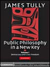Public Philosophy in a New Key, Volume 1 (eBook)
