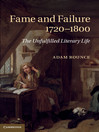 Fame and Failure 1720-1800 (eBook)