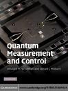 Quantum Measurement and Control (eBook)