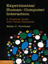 Experimental Human-Computer Interaction (eBook)