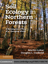 Soil Ecology in Northern Forests (eBook): A Belowground View of a Changing World
