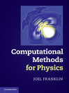 Computational Methods for Physics (eBook)