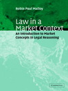 Law in a Market Context (eBook)