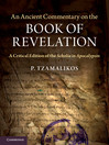 An Ancient Commentary on the Book of Revelation (eBook)