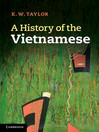A History of the Vietnamese (eBook)
