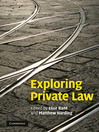 Exploring Private Law (eBook)