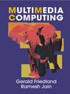 Multimedia Computing (eBook)