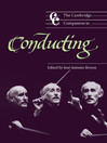 The Cambridge Companion to Conducting (eBook)