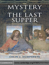 The Mystery of the Last Supper (eBook)