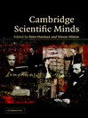 Cambridge Scientific Minds (eBook)