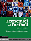 The Economics of Football (eBook)