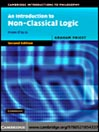 An Introduction to Non-Classical Logic (eBook): From If to Is