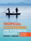 Tropical Ecosystems and Ecological Concepts (eBook)