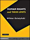 Human Rights and Their Limits (eBook)